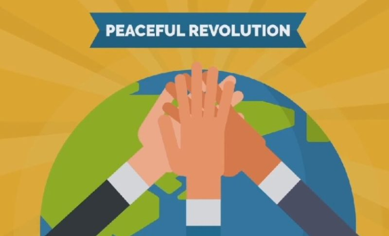 """""""Take Back Our World"""" – A Force for Good and a Force for Peaceful Revolution Launches"""