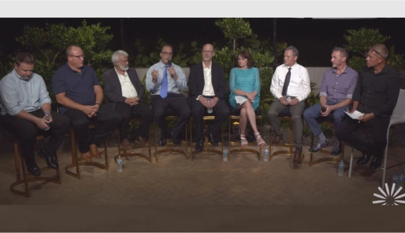 Cov 19 Conversations: 8 Prominent Doctors & Scientists Engage in a Remarkable Exchange