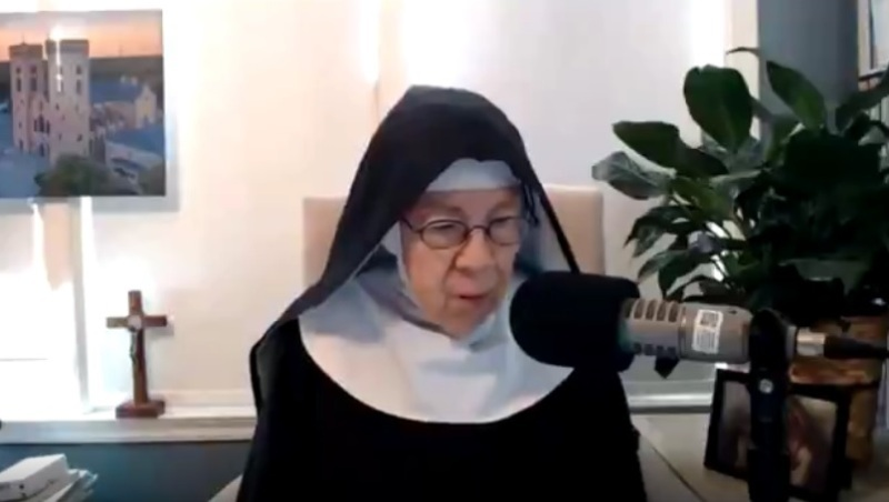 Nun Gives a Grave Warning Regarding the Depopulation Agenda, and Calls Out the Pope As the Spiritual Leader of the Evil Globalists Behind It All